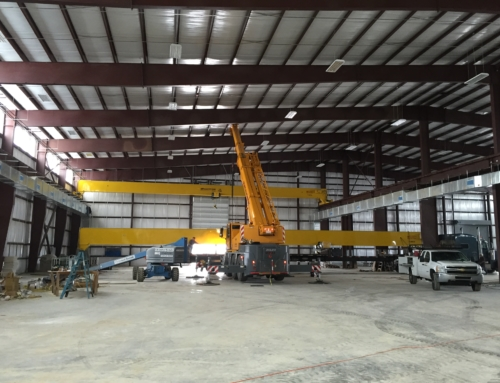 March 2016-Trinity Coatings Moves Into New Facility