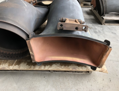 March 2018-Coated Parts Return After Completing Successful Service